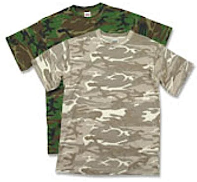 Anvil Camouflage T
