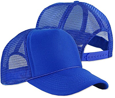 Otto Caps Foam/Mesh Baseball Hat