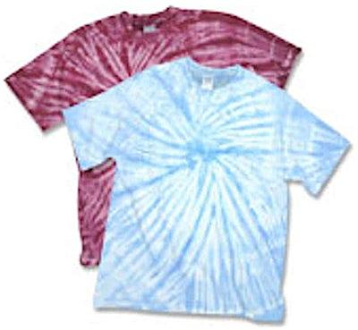Gildan Ultra Cotton One Color Tonal Tie Dye T