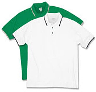 Anvil 50/50 Single Tipped Jersey Polo