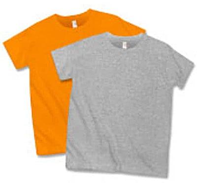 Anvil Ladies 100% Cotton T-shirt