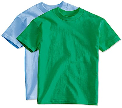Hanes Youth Beefy T-shirt