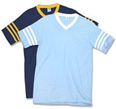 Augusta Sleeve Stripe Jersey T