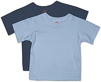 Hanes Toddler Essential 100% Cotton T-shirt
