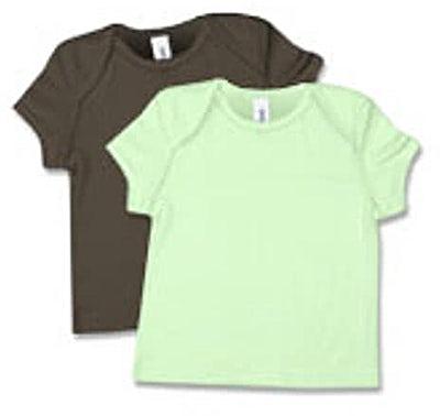 Bella + Canvas Infant Lap Shoulder T-shirt