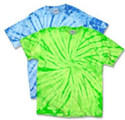 Hanes 100% Cotton Tonal Tie Dye T