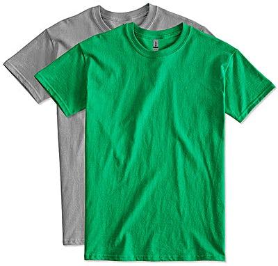 Canada - Gildan 100% Cotton T-shirt