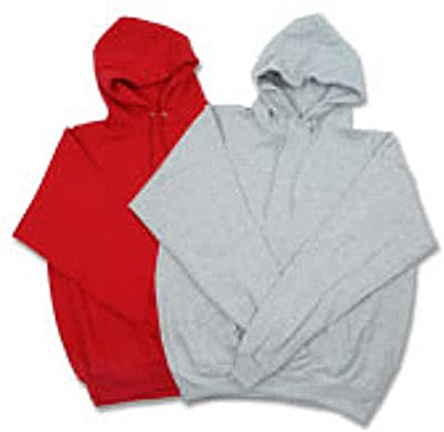 Canada - Hanes 50/50 Hooded Sweatshirt