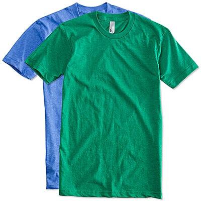 Canada - American Apparel USA-Made 50/50 T-shirt