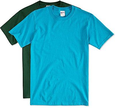 Jerzees Lightweight 100% Cotton T-shirt