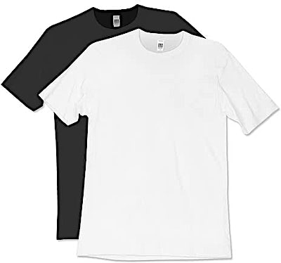 American Apparel Fitted T-shirt