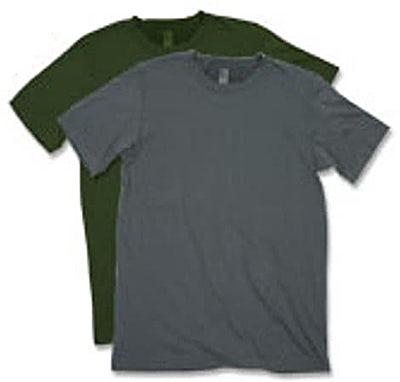 Canvas Distressed Vintage T-shirt