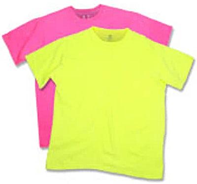 Anvil Chromazone Neon T-shirt