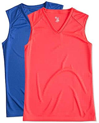 Badger B-Dry Women's Sleeveless Performance Shirt