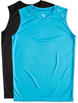 Badger B-Dry Sleeveless Performance Shirt