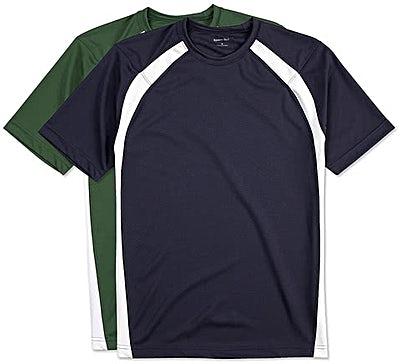 Sport-Tek Colorblock Performance Shirt