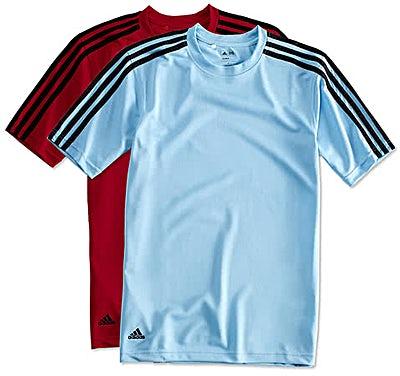 Adidas Three Stripe Performance Shirt