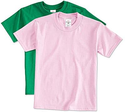 Hanes Youth EcoSmart 50/50 T-shirt