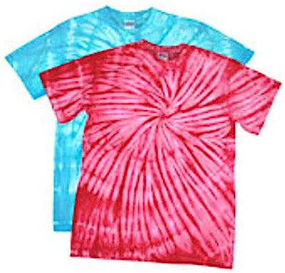 Gildan 100% Cotton Tonal Tie-Dye T-shirt