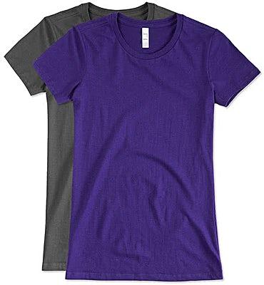 Bella + Canvas Women's Slim Fit Favorite T-shirt