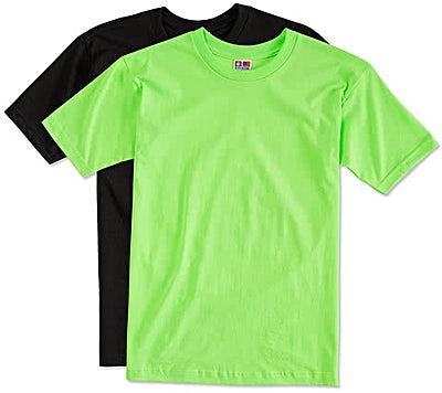 Bayside USA-Made 100% Cotton T-shirt
