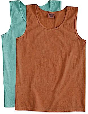 Comfort Colors 100% Cotton Tank