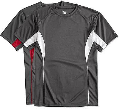 Badger Drive Contrast Performance Shirt