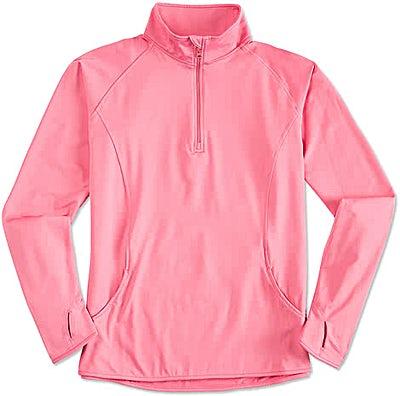 Sport-Tek Women's Performance Half Zip Pullover