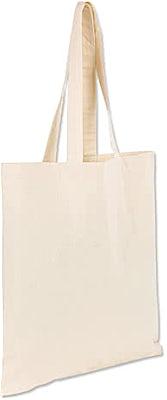 Lightweight 100% Cotton Tote Bag
