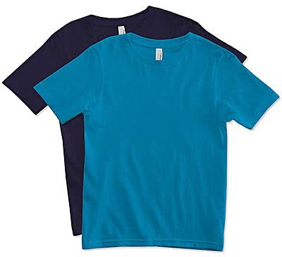 Next Level Youth Jersey T-shirt