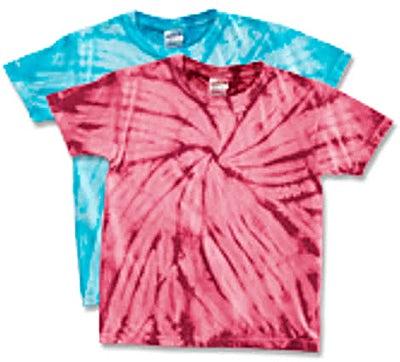 Gildan Youth 100% Cotton Tonal Tie-Dye T-shirt
