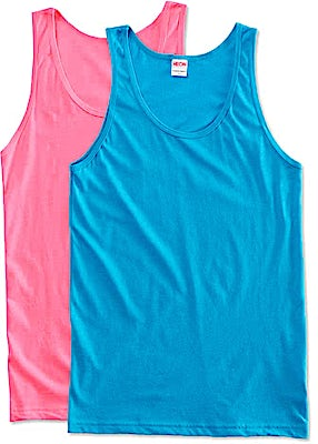 American Apparel USA-Made Neon Tank