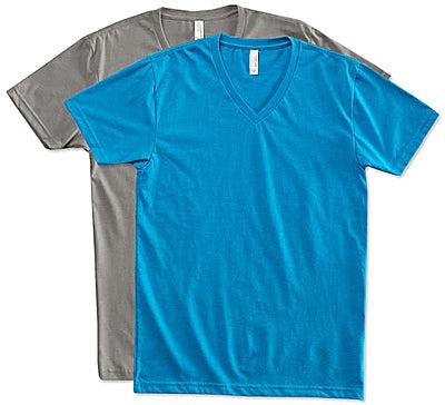 Next Level Jersey Blend V-Neck T-shirt