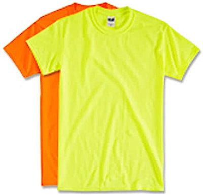 Anvil Neon T-shirt