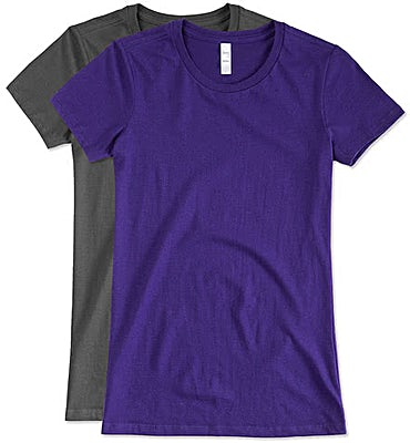 Canada - Bella + Canvas Women's Slim Fit Favorite T-shirt