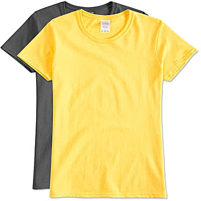 Gildan Women's 100% Cotton T-shirt
