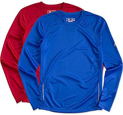 New Balance Tempo Long Sleeve Performance Shirt