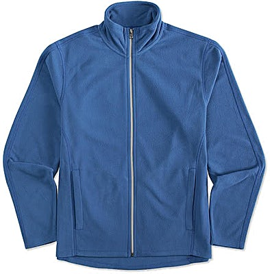 Port Authority Full Zip Microfleece Jacket