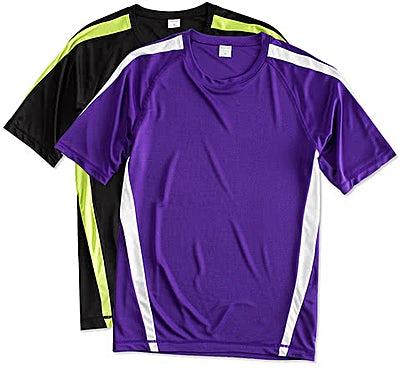 Sport-Tek Competitor Colorblock Performance Shirt