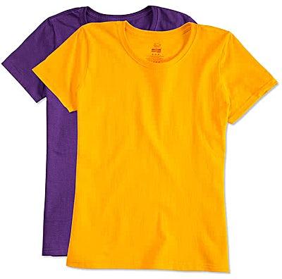 Fruit of the Loom Women's 100% Cotton T-shirt