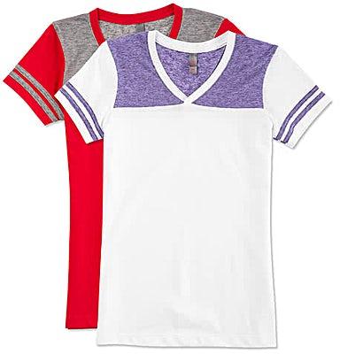 District Juniors Varsity V-Neck T-shirt