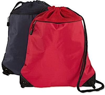 Port Authority Mesh Drawstring Bag
