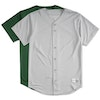 Sport-Tek Tough Mesh Full Button Baseball Jersey