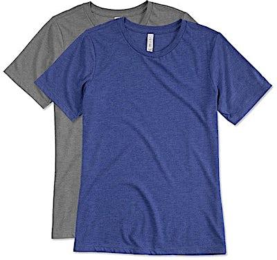Bella + Canvas Women's Tri-Blend T-shirt