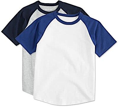 Sport-Tek Youth Short Sleeve Raglan T-shirt