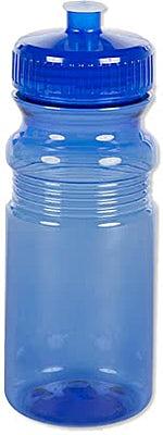 20 oz. Translucent Bike Water Bottle