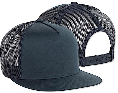 Yupoong Solid Classic Trucker Hat