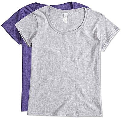 Gildan Women's Softstyle Scoop Neck T-shirt