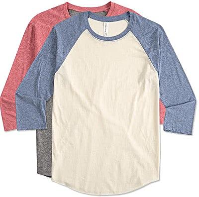 Threadfast Tri-Blend Raglan T-shirt