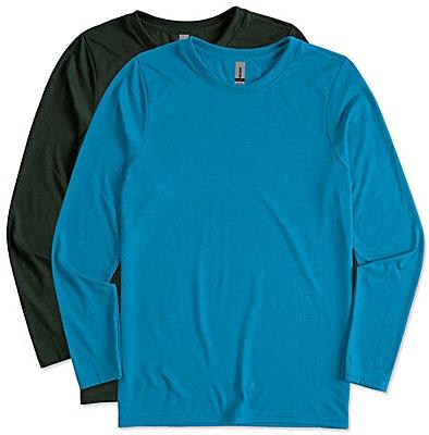 Gildan Soft Jersey Long Sleeve Performance Shirt